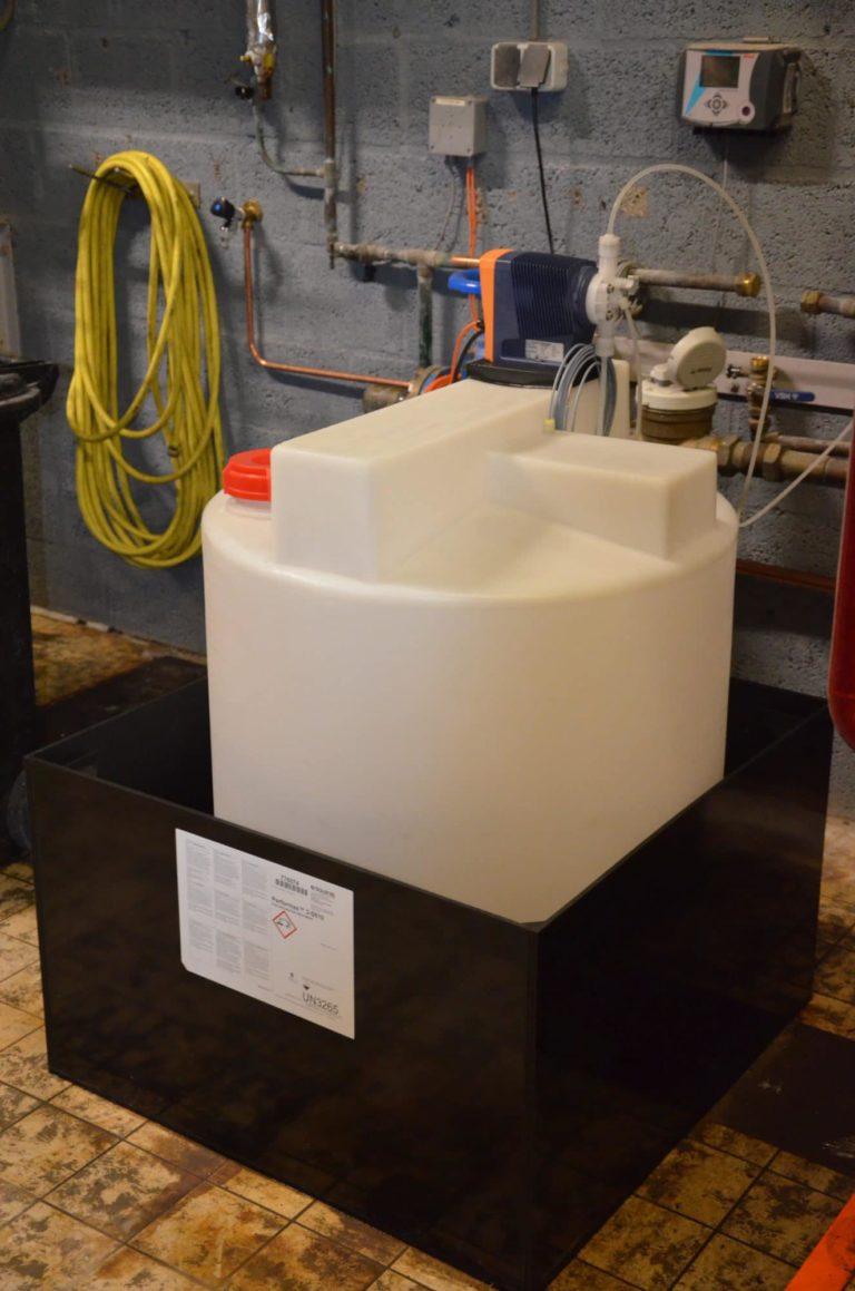 waterbehandeling Mr. GoodTower